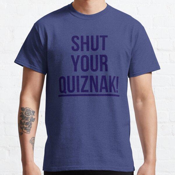 Voltron - Quiznak! Classic T-Shirt