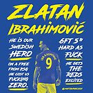 Zlatan by Matt Burgess