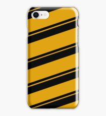 Patience, Loyalty, Dedication iPhone Case/Skin