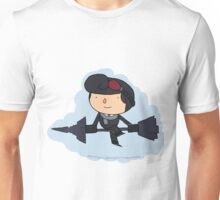 Brawlhalla - Sky Captain Scarlet (black) Unisex T-Shirt