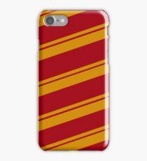 Bravery, Courage, Nerve iPhone Case/Skin