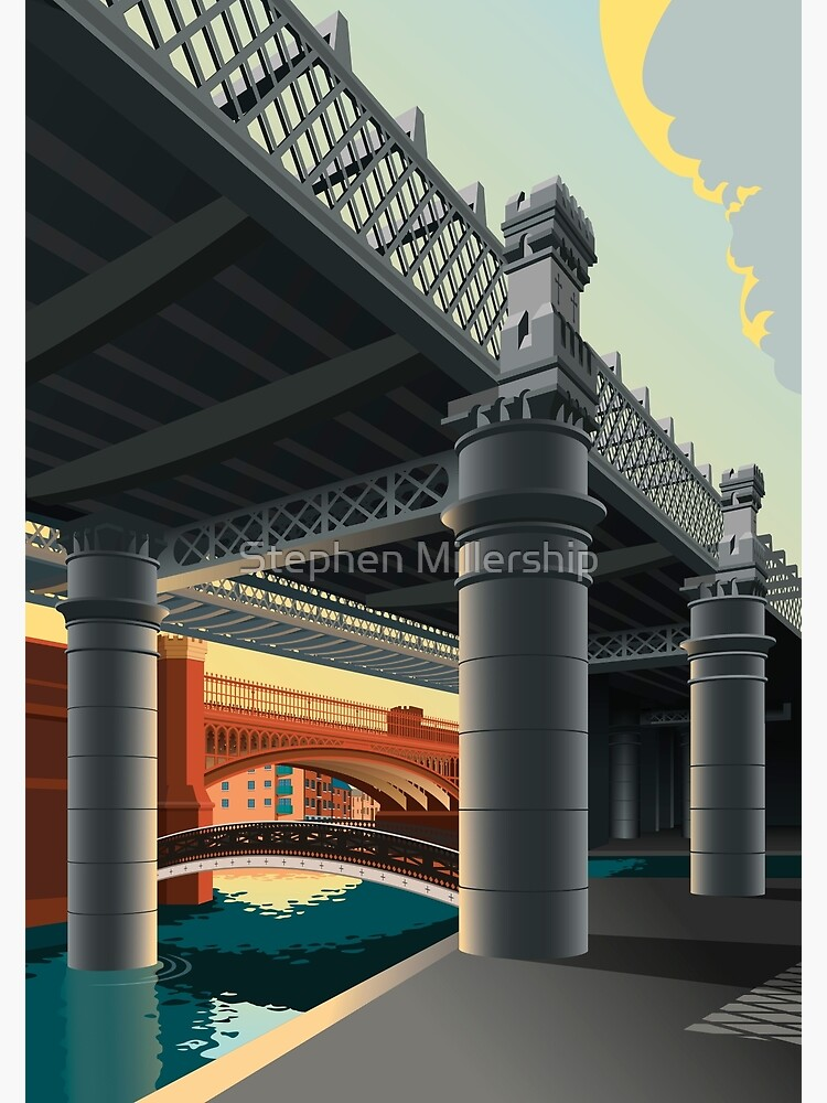 Castlefield, Manchester by smillership
