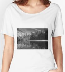 In The Footsteps Of Ansel Adams Women's Relaxed Fit T-Shirt
