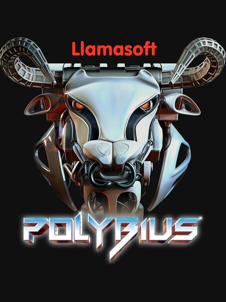 Polybius by llamasoftox