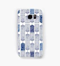 Tardis Tardis Tardis Samsung Galaxy Case/Skin