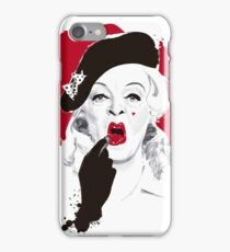 Baby Jane lipstick iPhone Case/Skin