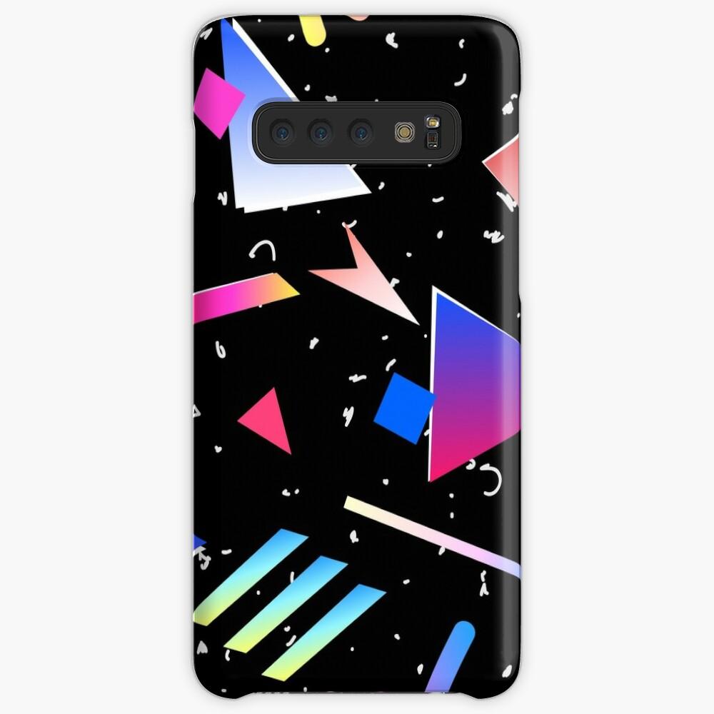HALLO MEMPHIS (schwarz) Hüllen & Klebefolien für Samsung Galaxy