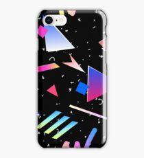 HELLO MEMPHIS (black) iPhone Case/Skin