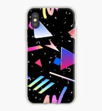 HELLO MEMPHIS (black) iPhone Case