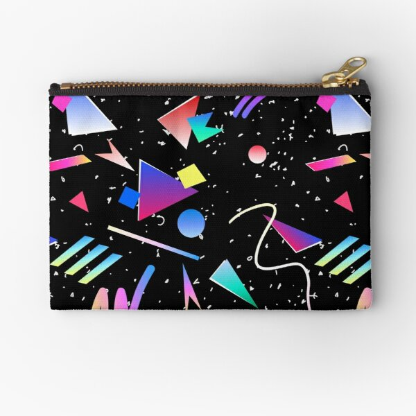 HELLO MEMPHIS (black) Zipper Pouch