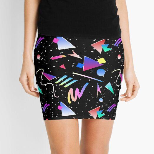 HELLO MEMPHIS (black) Mini Skirt