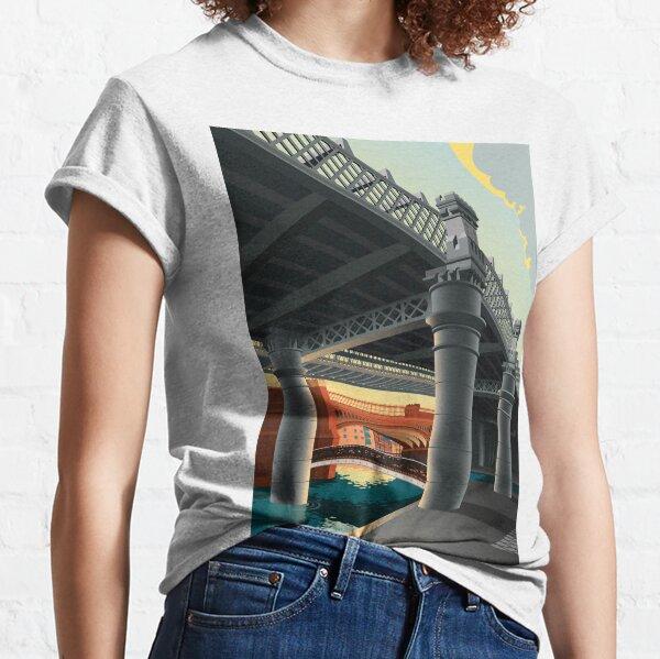 Castlefield, Manchester Classic T-Shirt