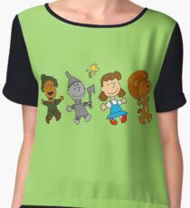 The Wizard of Oz - Snoopy Chiffon Top