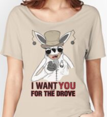 Uncle Drove Wants You Women's Relaxed Fit T-Shirt