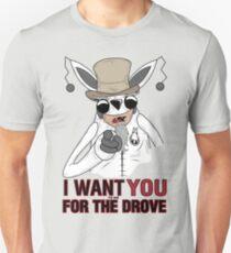 Uncle Drove Wants You Unisex T-Shirt