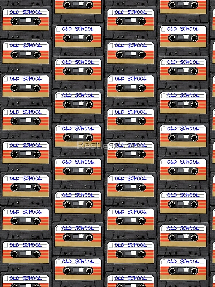 Old school music by RestlessSoul
