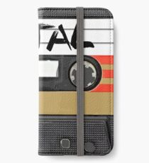 Heavy metal Music band logo iPhone Wallet/Case/Skin