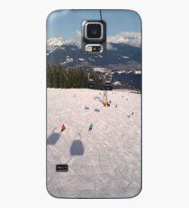Ski Slopes Case/Skin for Samsung Galaxy