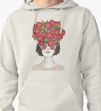 The optimist // rose tinted glasses Pullover Hoodie