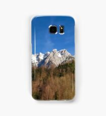 Austria Mountains Samsung Galaxy Case/Skin