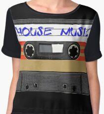 House Music Women's Chiffon Top