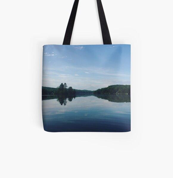 The Lake All Over Print Tote Bag