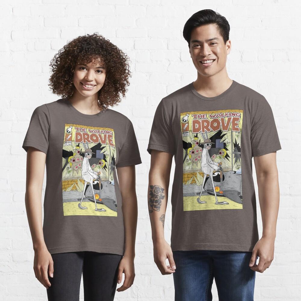 The Walking Drove Essential T-Shirt