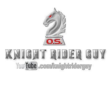 Knight Rider Guy Promo by mdkgraphics