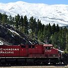 Canadian Pacific by Kirstine Dieckmann