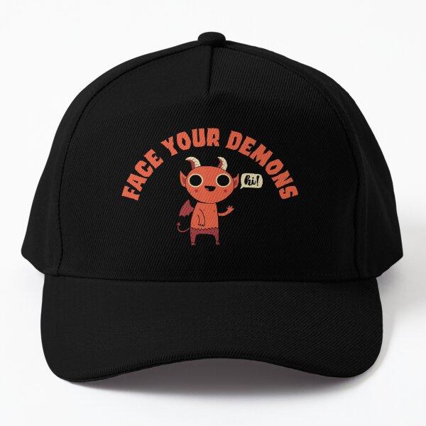 Face Your Demons Baseball Cap