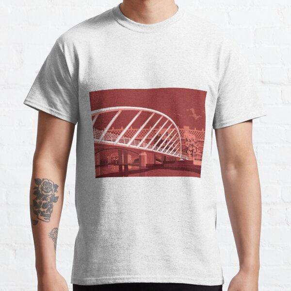 Merchants Bridge, Castlefield, Manchester Classic T-Shirt