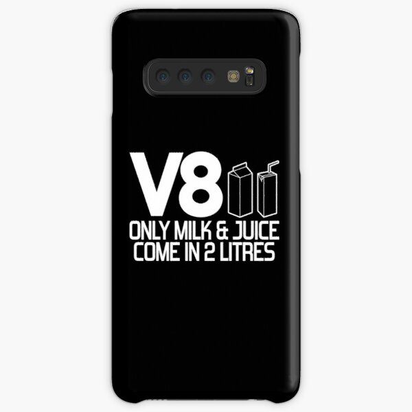 V8 - Only milk & juice come in 2 litres (1) Samsung Galaxy Snap Case