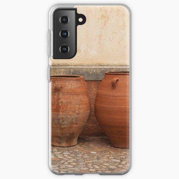 Terracotta Amphoras Samsung Galaxy Soft Case