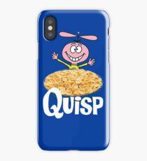 Quisp iPhone Case/Skin
