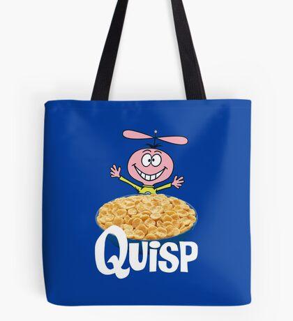Quisp Tote Bag