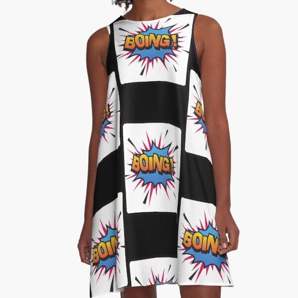 Boing A-Line Dress