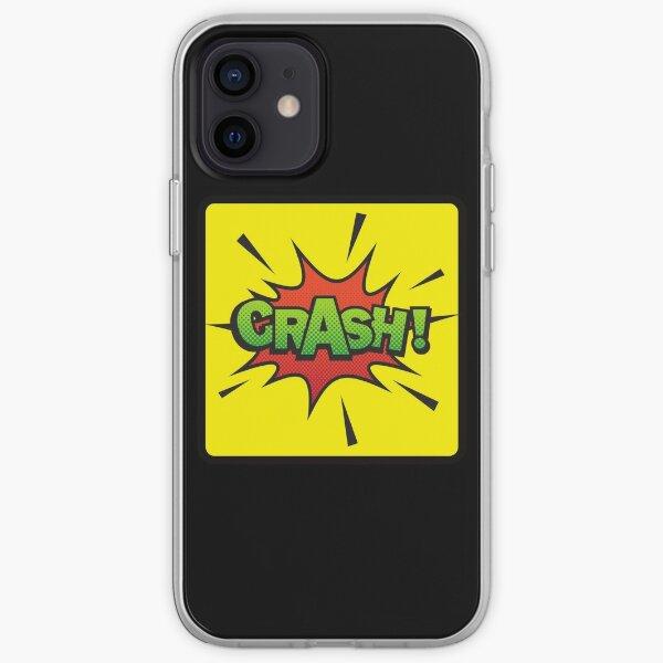 Crash! iPhone Soft Case