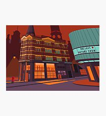 Cornerhouse, Manchester Photographic Print
