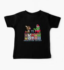 Christmas Fighter Baby Tee