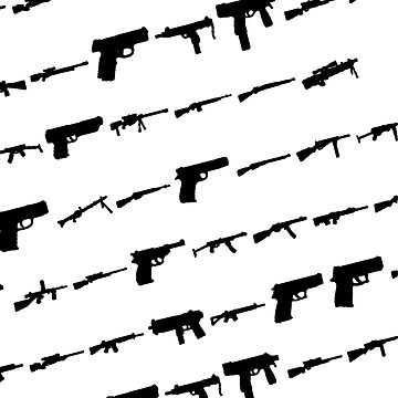 Guns by QUAZZIMODO619