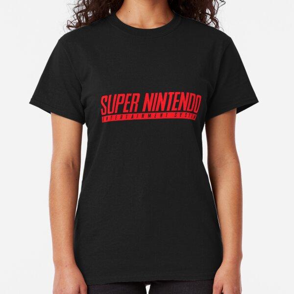 Camiseta Super Nintendo Camiseta clásica