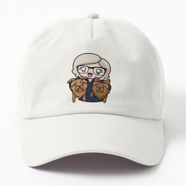 Lumerina - me and my dogs Dad Hat
