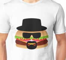 Heisenburg from Breaking Bread Unisex T-Shirt