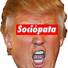 trump sociópata by Thelittlelord