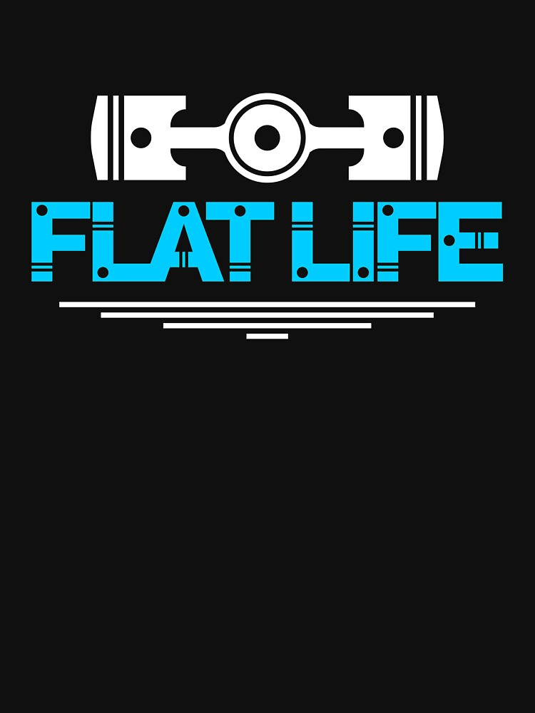 Flat Life (1) | Unisex T-Shirt