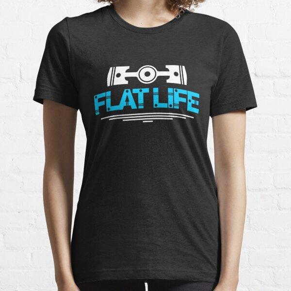 Flat Life (1) Essential T-Shirt