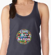 Love all Nations Women's Tank Top