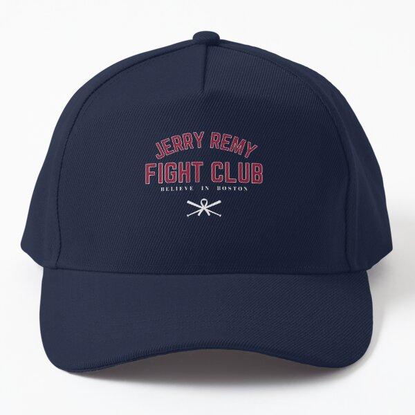 Jerry Remy Fight Club Baseball Believe In Boston Baseball Cap