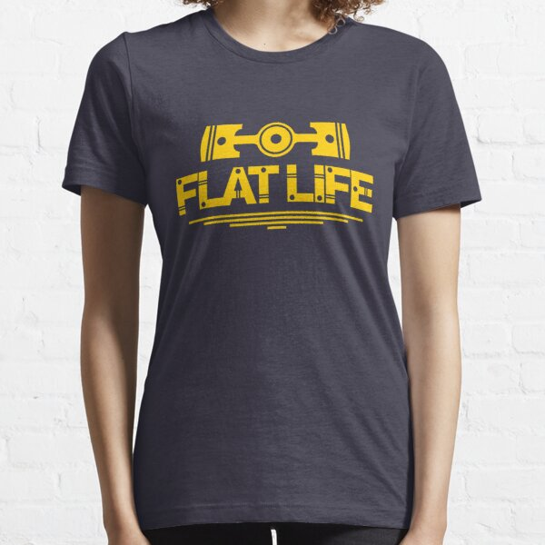 Flat Life (2) Essential T-Shirt
