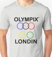 Olympix Londin - The League Unisex T-Shirt